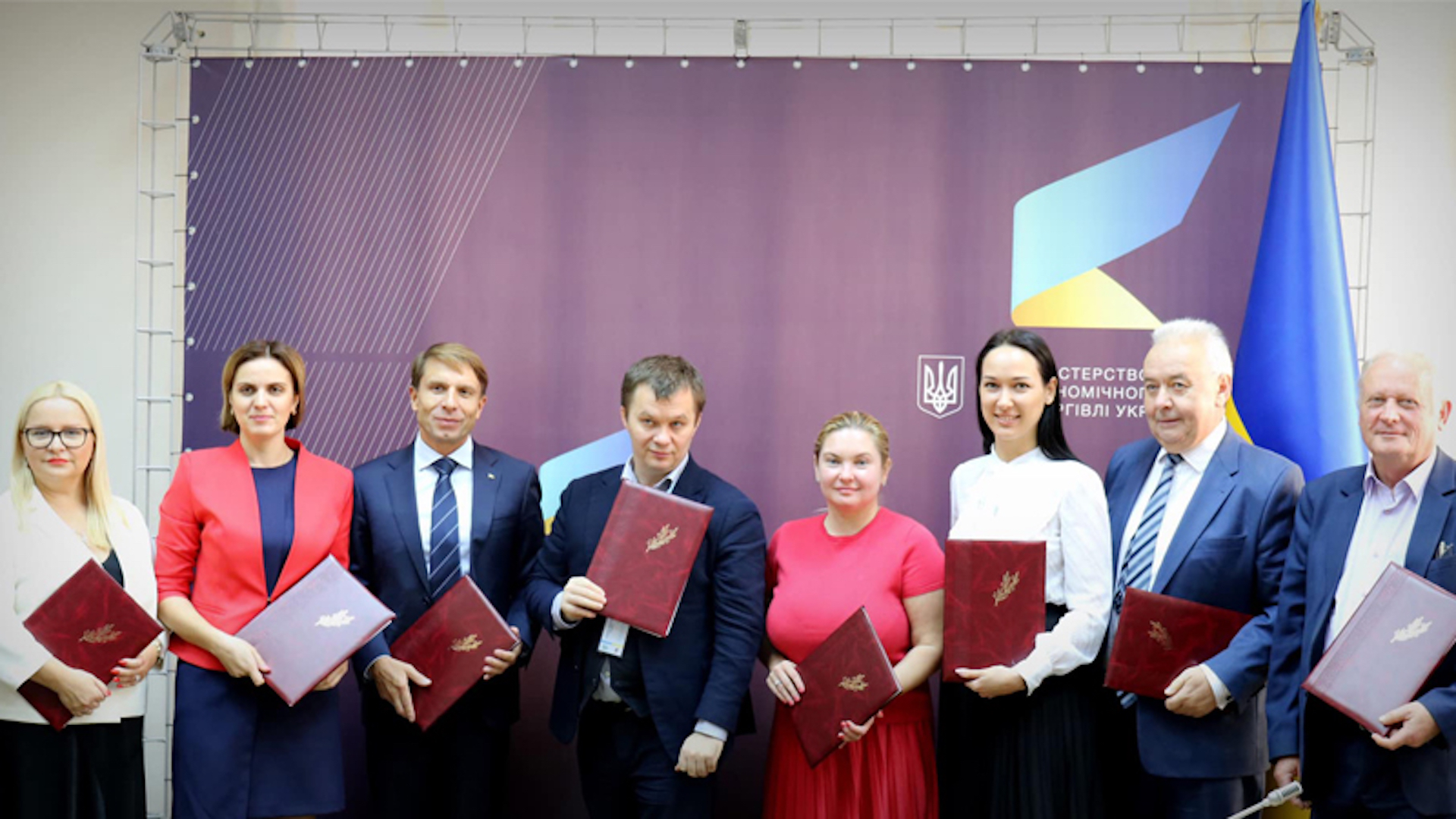 Policy Progress: The Chamber Signed the Memorandum of Understanding with the Ministry of Economic Development, Trade and Agriculture of Ukraine