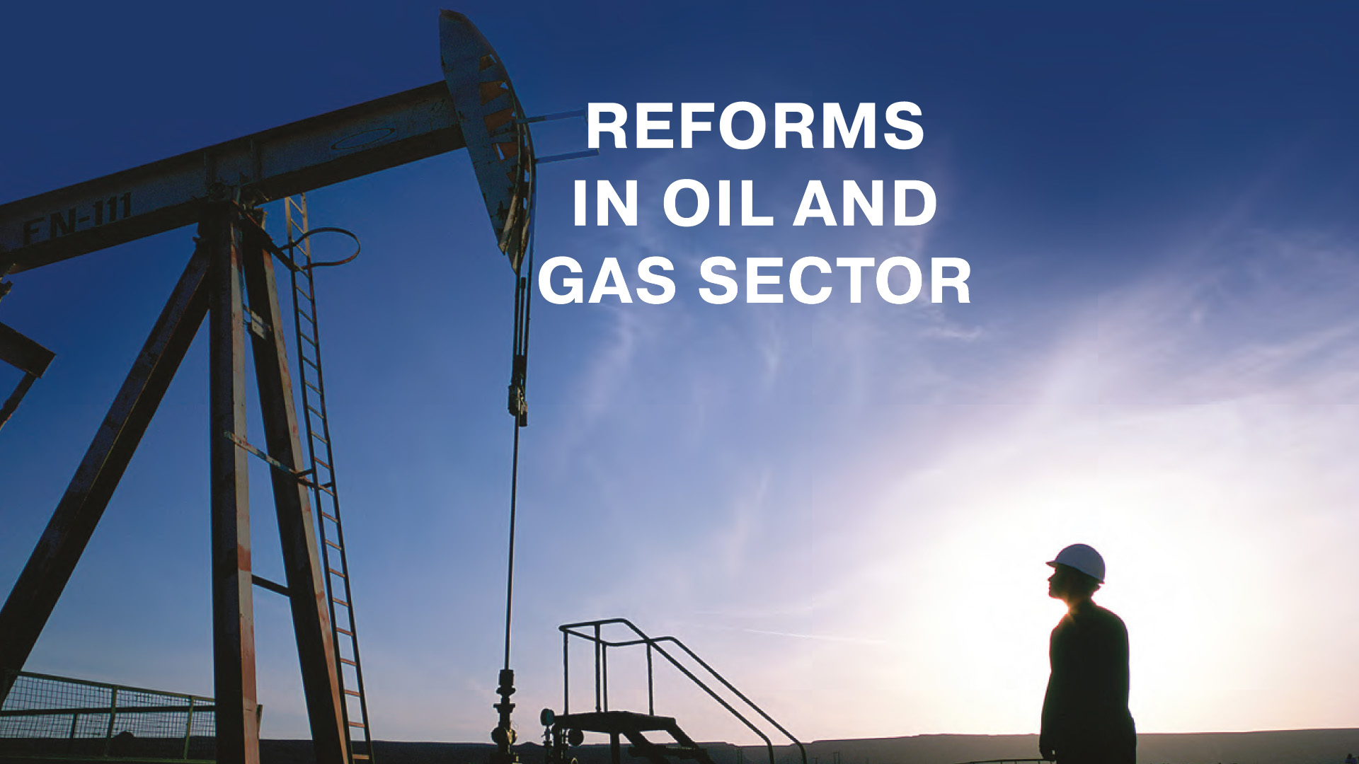 Chamber White Paper on Reforms in the Oil & Gas Sector (2014-2015)