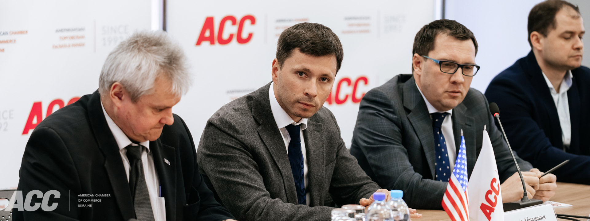 Meeting with Dmytro Abramovich, First Deputy Minister of Infrastructure of Ukraine