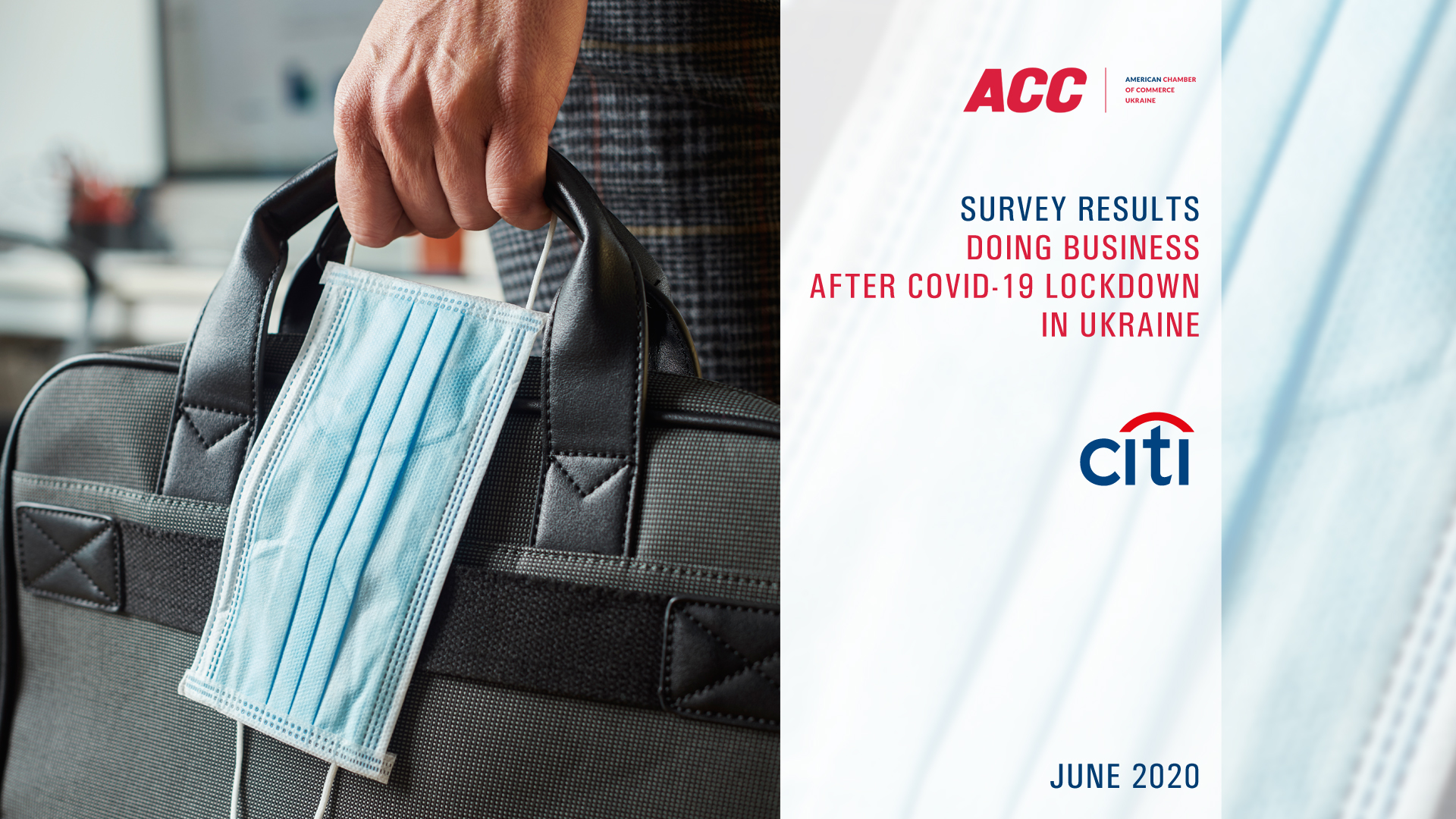 Doing Business After COVID-19 Lockdown in Ukraine – AmCham Survey Results
