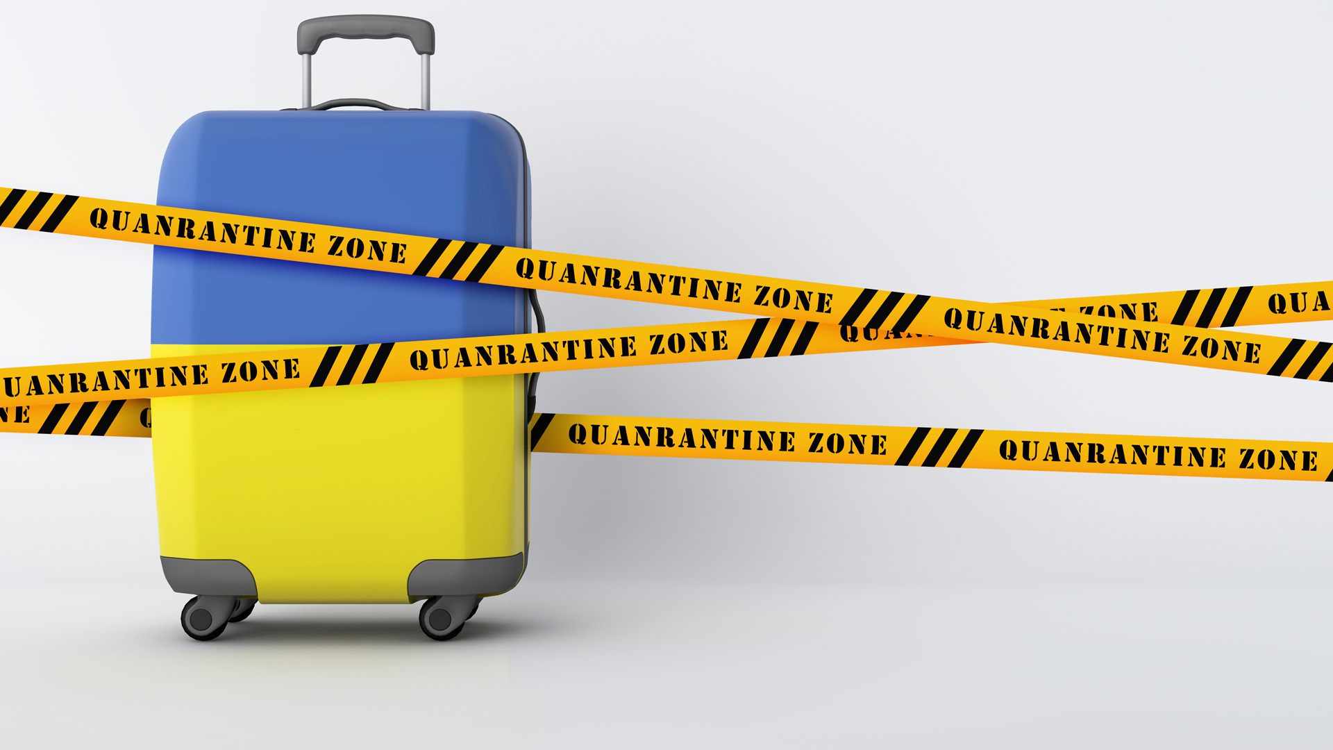 Ukraine to temporarily ban foreigners' entry to Ukraine from midnight Thursday