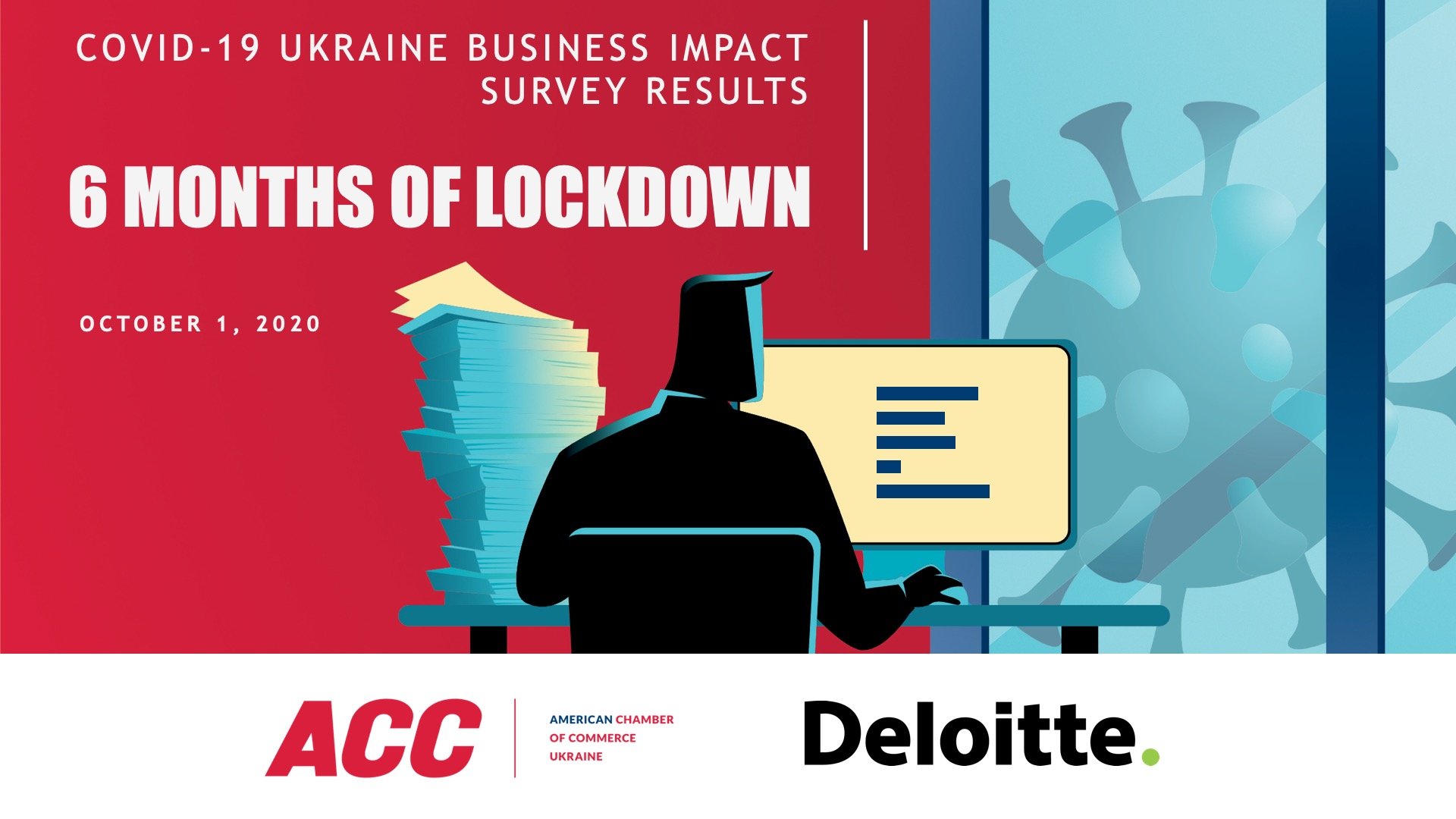 87% of Businesses Are Calling Upon Ukraine's Government to Continue Bold Reform Agenda. Brand New Survey of the American Chamber of Commerce in Ukraine and Deloitte Ukraine