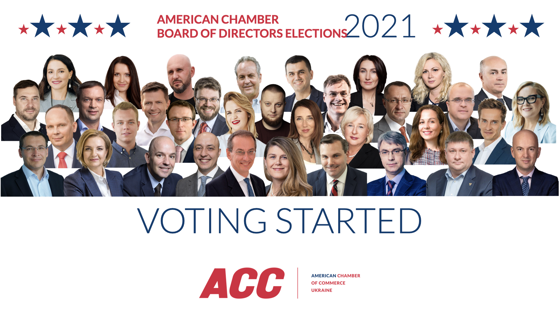 American Chamber Board of Directors Elections 2021