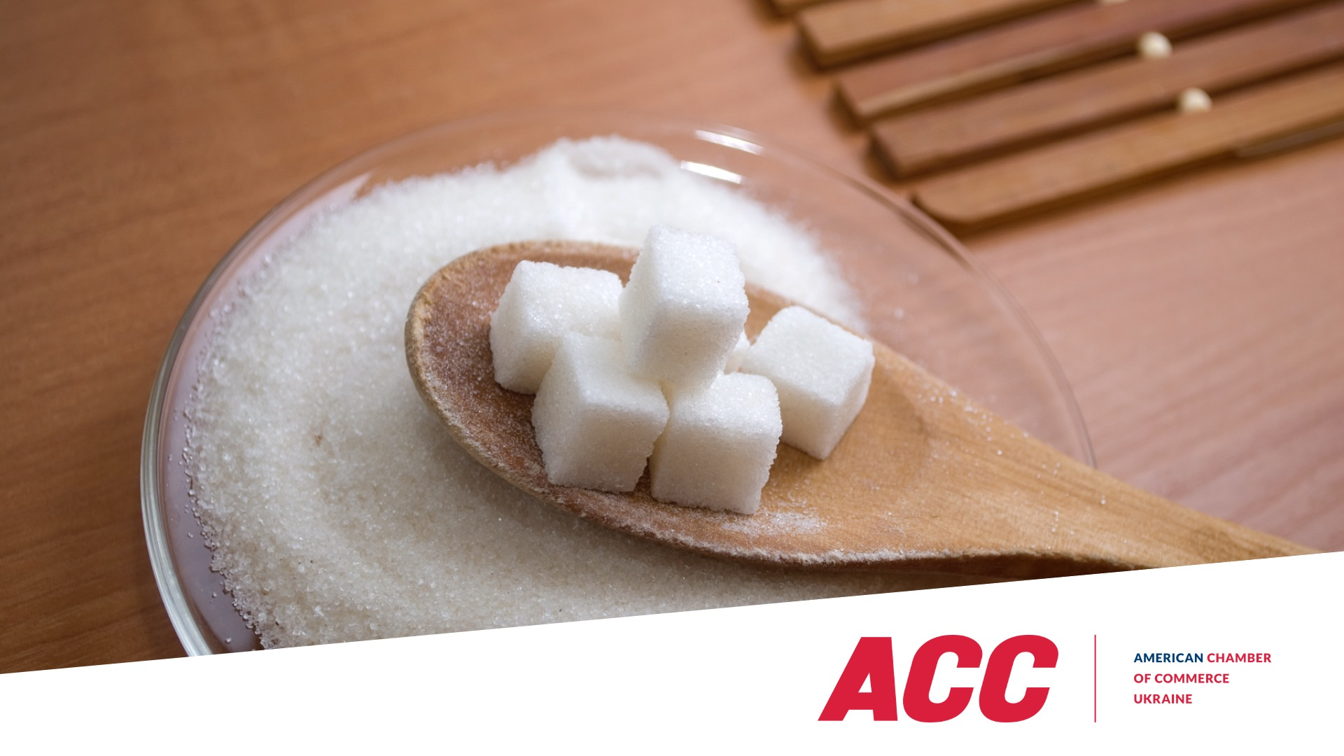 Policy Progress: Ministry for Development of Economy, Trade and Agriculture Developed the Draft Law on Temporary Exemption of White Sugar from Import Duty