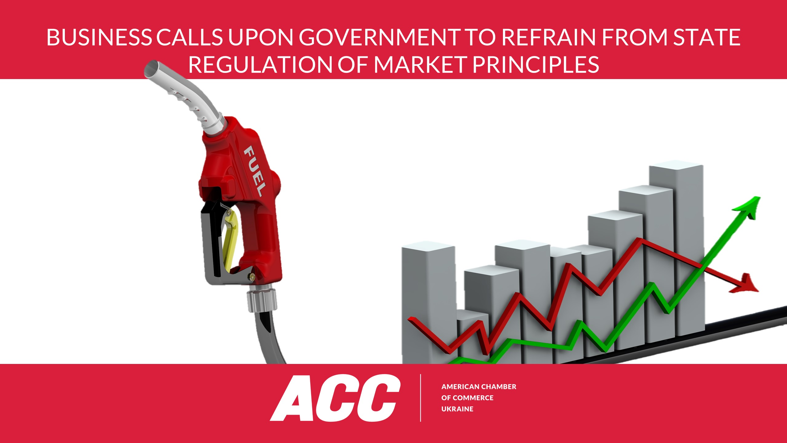 Business Calls upon Government to Refrain from State Regulation of Market Principles