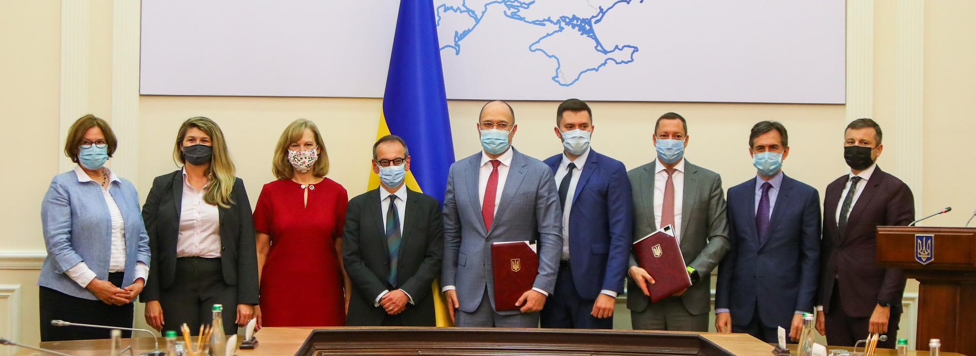 ЄБРР, АМР США та Американська торговельна палата допомагають Україні в розвитку ринків капіталу та організованих товарно-сировинних ринків