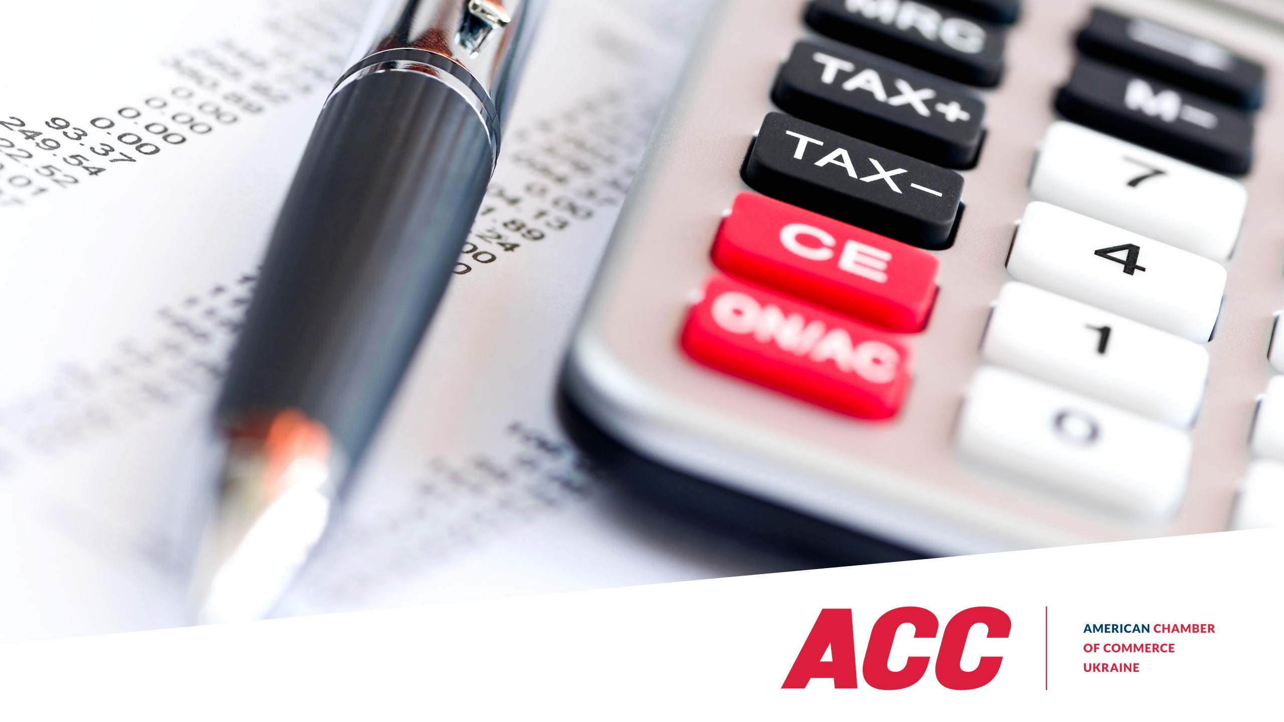 Policy Progress: Parliament Adopted Draft Law #4184 Amending Tax Code
