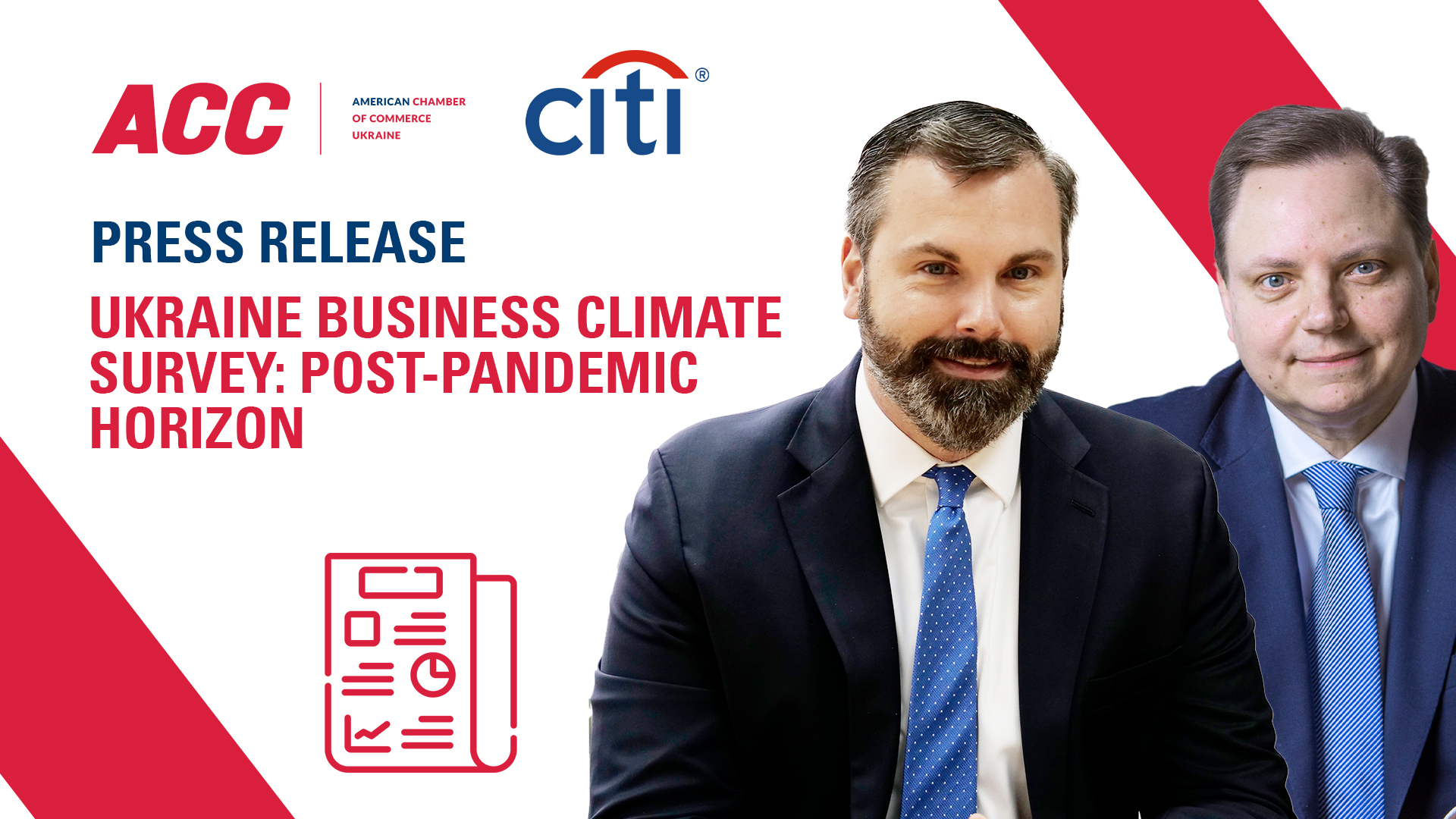 90% of Businesses Forecast Upbeat Financial Health of their Companies at the End of 2021 – New Survey by the American Chamber of Commerce in Ukraine and Citi Ukraine